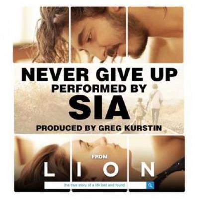 متن و معنی فارسی آهنگ Never Give Up از Sia  -  سیا